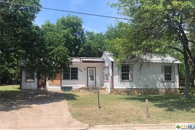 608 Live Oak Street, Gatesville, TX 76528 (MLS #425306) :: RE/MAX Family