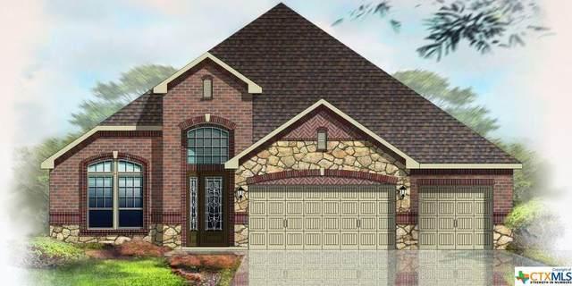 8408 Ridge Crest Drive, Killeen, TX 76542 (MLS #425343) :: The Zaplac Group