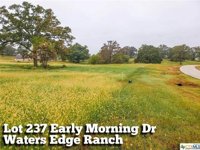 Lot 237 Early Morning Drive, Athens, TX 75752 (MLS #425346) :: The Zaplac Group