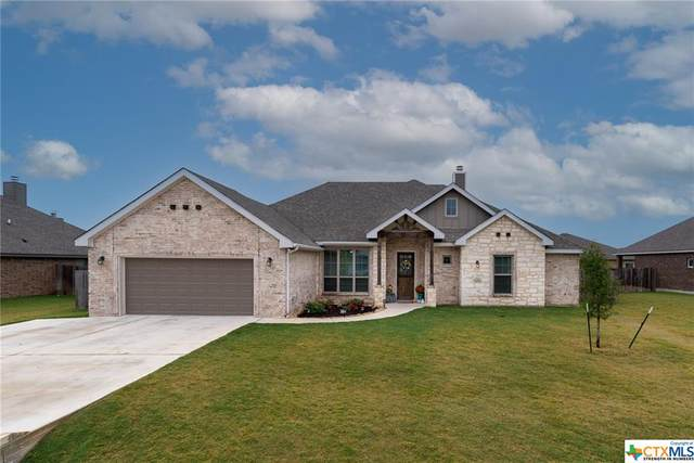 3809 Twilight Drive, Temple, TX 76502 (MLS #425349) :: The Zaplac Group