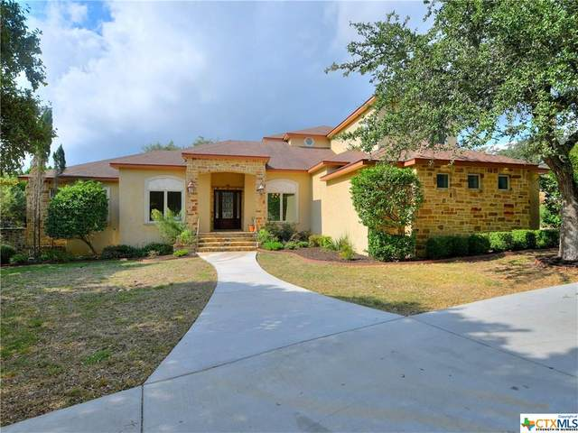1923 Havenwood Boulevard, New Braunfels, TX 78132 (MLS #425369) :: The Zaplac Group