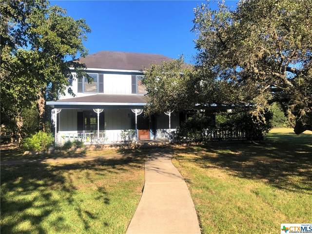 119 Isdale Drive, Yoakum, TX 77995 (MLS #425465) :: The Zaplac Group