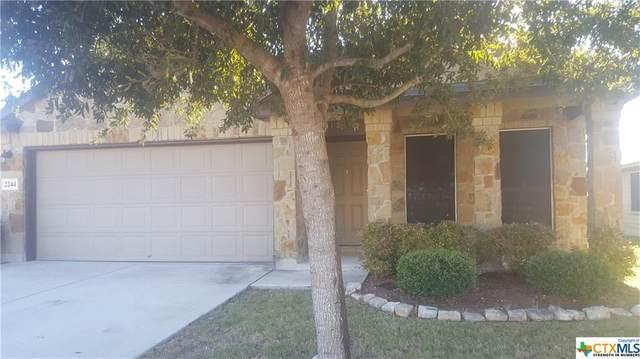 2244 Broken Star Drive, New Braunfels, TX 78130 (#425489) :: First Texas Brokerage Company