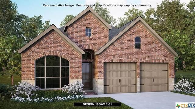 615 Arroyo Sierra, New Braunfels, TX 78130 (#425506) :: First Texas Brokerage Company