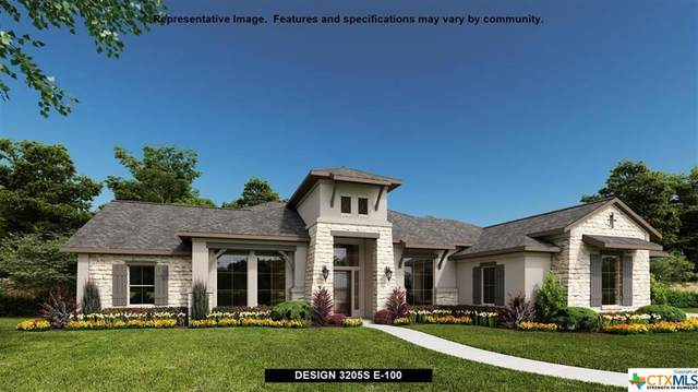 2072 Passare, New Braunfels, TX 78132 (#425510) :: First Texas Brokerage Company