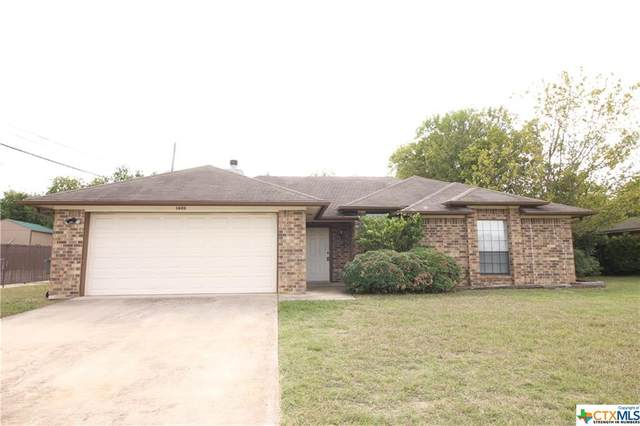 1600 Clairidge Avenue, Killeen, TX 76549 (#425534) :: First Texas Brokerage Company