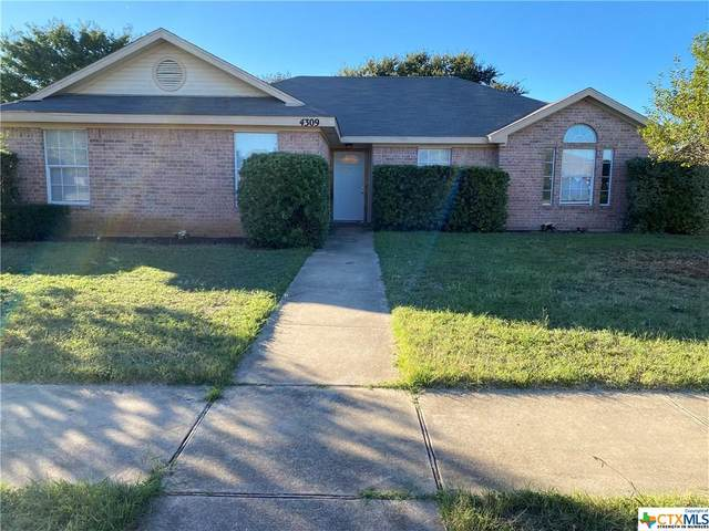 4309 Lonesome Dove Drive, Killeen, TX 76549 (#425547) :: First Texas Brokerage Company