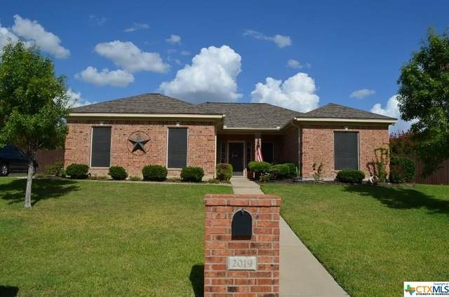 2019 Kangaroo Trail, Harker Heights, TX 76548 (MLS #425597) :: RE/MAX Family