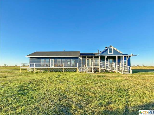 398 County Road 264, Moulton, TX 77975 (MLS #425620) :: RE/MAX Family