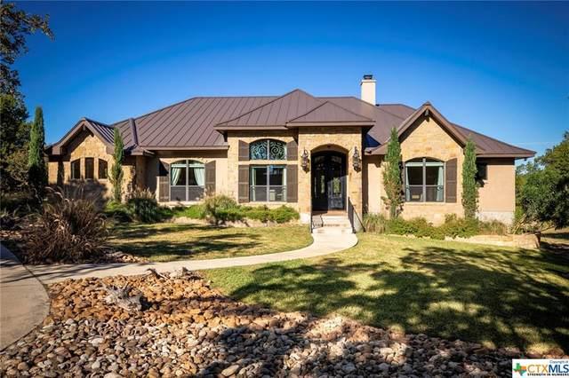 822 Gumnut Grove, New Braunfels, TX 78132 (MLS #425681) :: RE/MAX Family