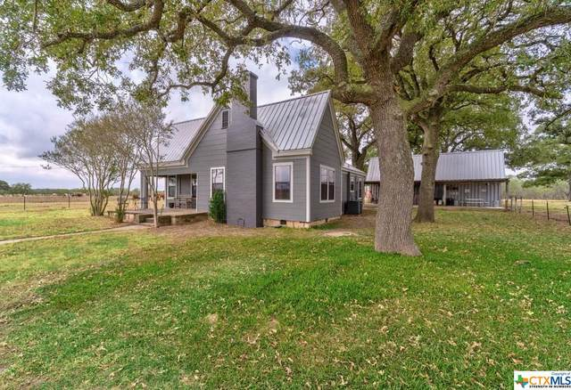 7646 County Rd 240, Waelder, TX 78959 (MLS #425685) :: Berkshire Hathaway HomeServices Don Johnson, REALTORS®