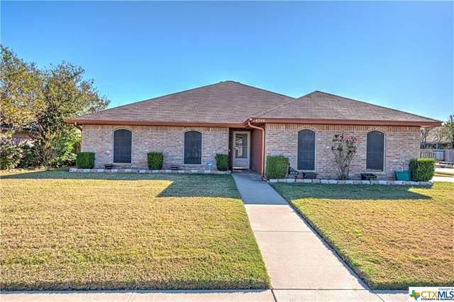 4308 Lonesome Dove Drive, Killeen, TX 76549 (MLS #425760) :: Brautigan Realty