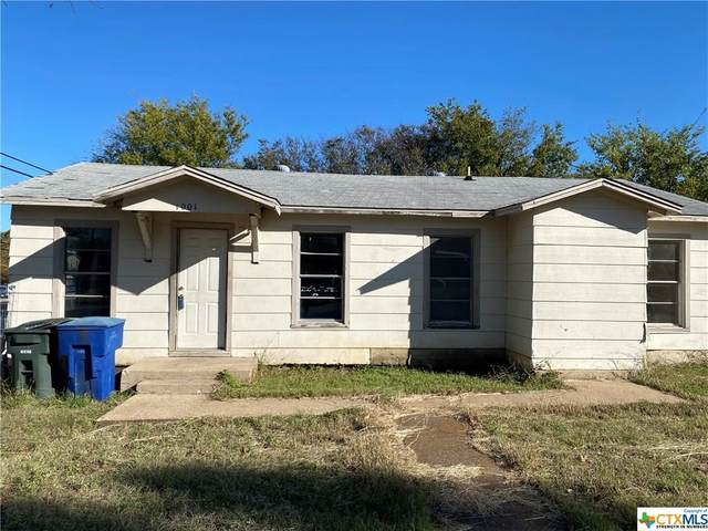 1001 S 9th Street, Copperas Cove, TX 76522 (MLS #425767) :: RE/MAX Family