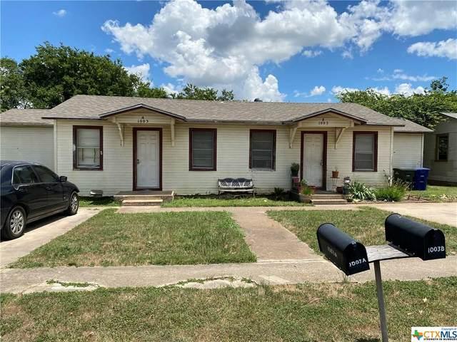 1003 S 9th Street A-B, Copperas Cove, TX 76522 (MLS #425774) :: Brautigan Realty