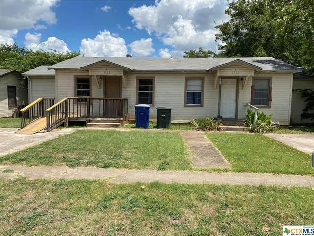 1005 S 9th Street A-B, Copperas Cove, TX 76522 (MLS #425776) :: Brautigan Realty