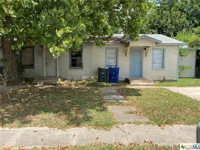 1007 S 9th Street A-B, Copperas Cove, TX 76522 (MLS #425778) :: Brautigan Realty