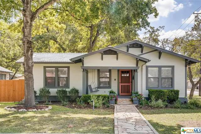 306 E Faust Street, New Braunfels, TX 78130 (MLS #425842) :: The Zaplac Group