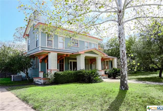 103 S La Grange Street, Flatonia, TX 78941 (MLS #425857) :: Carter Fine Homes - Keller Williams Heritage