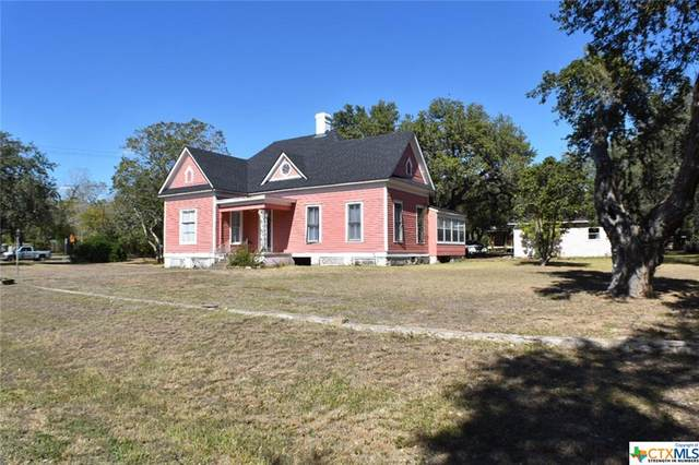 146 W Garden Street, Goliad, TX 77963 (#425873) :: Realty Executives - Town & Country