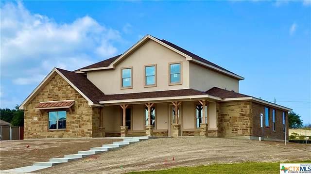 1012 Bella Vita Drive, Nolanville, TX 76559 (MLS #425891) :: Kopecky Group at RE/MAX Land & Homes