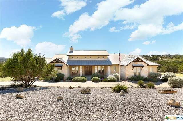 1414 Ensenada Drive, Canyon Lake, TX 78133 (MLS #425902) :: Brautigan Realty