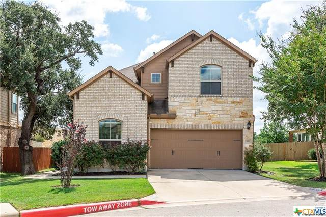 3451 Mayfield Ranch #218 Boulevard, Round Rock, TX 78681 (MLS #425945) :: RE/MAX Family