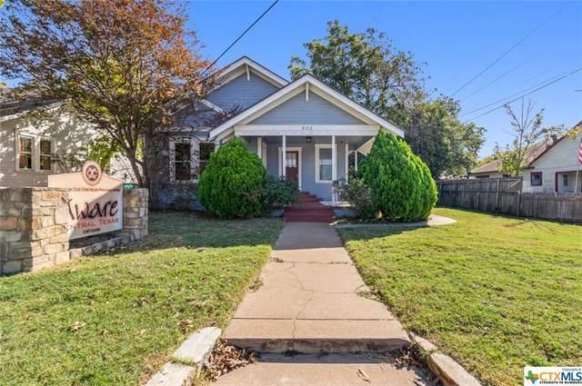 903 N Main Street, Belton, TX 76513 (#425960) :: First Texas Brokerage Company