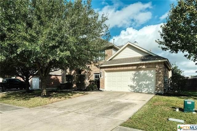703 Tom Kite Drive, Round Rock, TX 78664 (MLS #425961) :: RE/MAX Family
