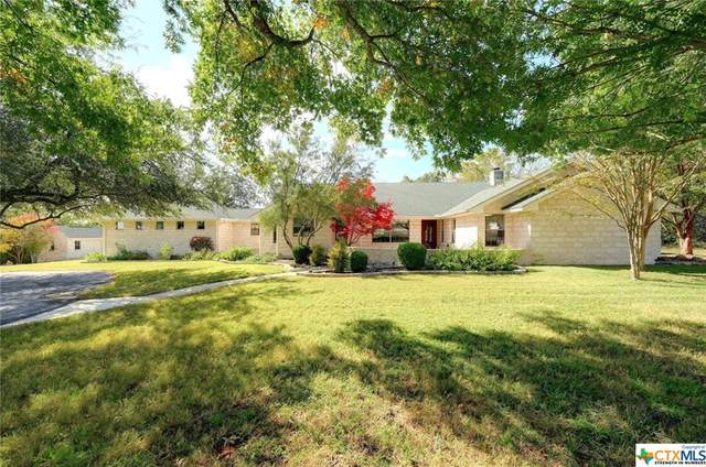 53 W Creek Drive, Salado, TX 76571 (MLS #426012) :: The Barrientos Group