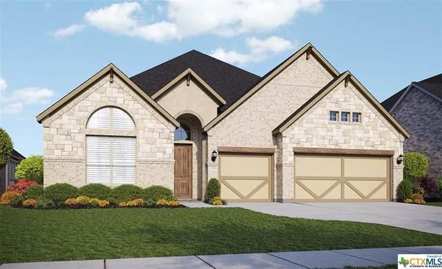 1391 Oaklawn Drive, New Braunfels, TX 78132 (MLS #426062) :: Brautigan Realty
