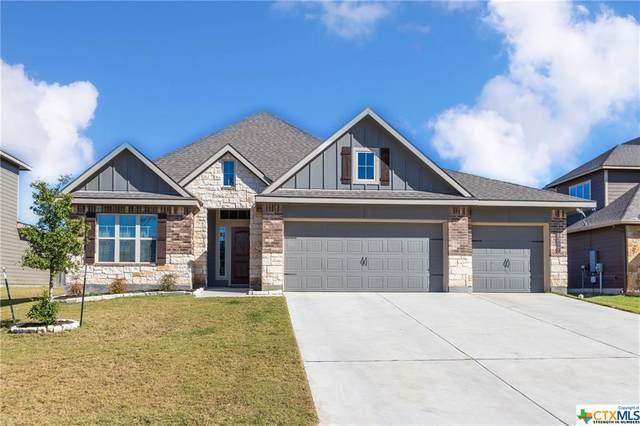 5317 Othello Drive, Belton, TX 76513 (MLS #426105) :: Brautigan Realty