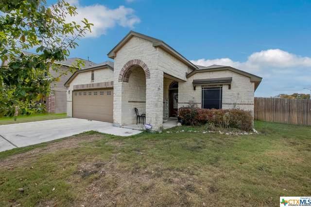 281 Escarpment Oak, New Braunfels, TX 78130 (MLS #426112) :: Brautigan Realty