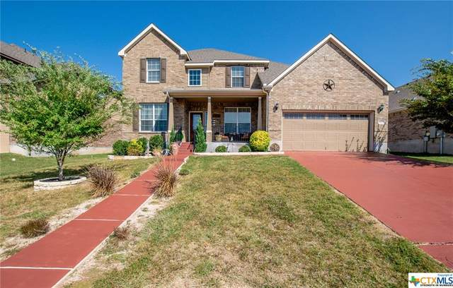 825 Old World, Harker Heights, TX 76548 (MLS #426130) :: The Zaplac Group