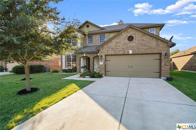 208 Hendelson Lane, Hutto, TX 78634 (MLS #426181) :: RE/MAX Family