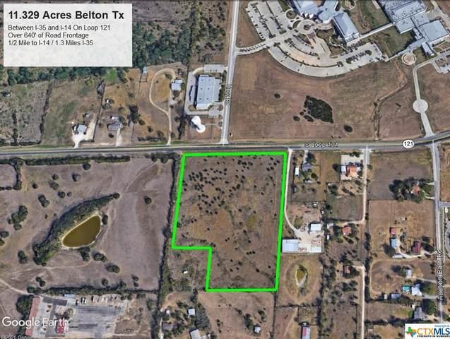 TBD Loop 121, Belton, TX 76513 (MLS #426196) :: Carter Fine Homes - Keller Williams Heritage