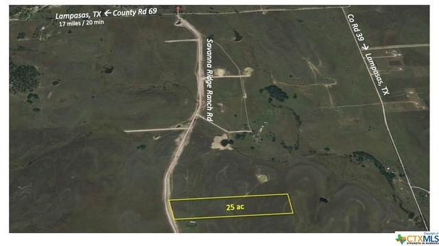 Tract 28 County Road 2800, Lometa, TX 76853 (MLS #426197) :: The Zaplac Group