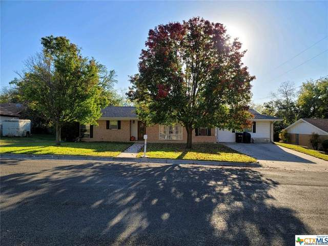 21 Snell Drive, Lampasas, TX 76550 (#426219) :: First Texas Brokerage Company