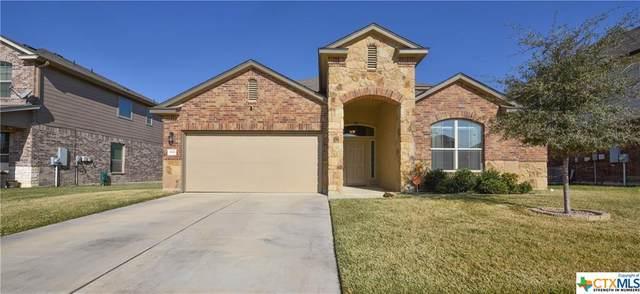 3521 Aubree Katherine Drive, Killeen, TX 76542 (MLS #426245) :: Brautigan Realty