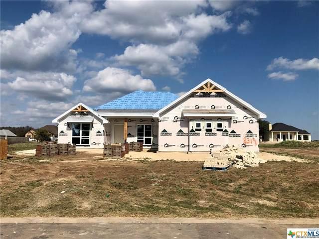 8319 Cates Creek Drive, Salado, TX 76571 (MLS #426456) :: The Barrientos Group