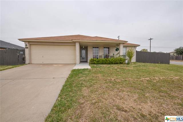 1901 Herndon Drive, Killeen, TX 76543 (MLS #426466) :: RE/MAX Family