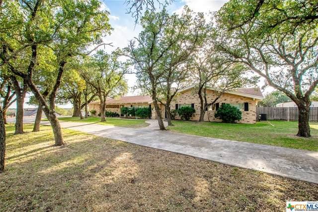 102 Skipcha Trail, Lampasas, TX 76550 (MLS #426477) :: RE/MAX Family