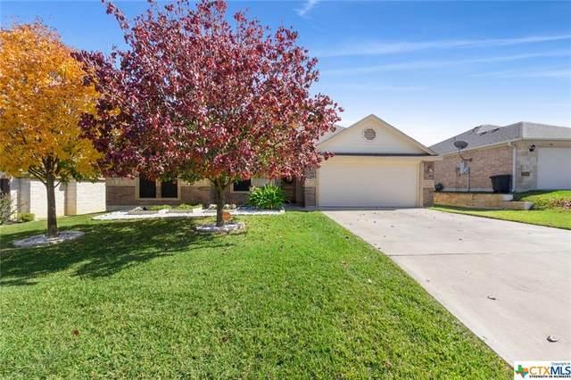 2520 Jackson Drive, Harker Heights, TX 76548 (MLS #426489) :: Brautigan Realty