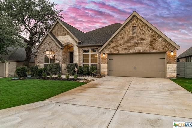 1179 Yaupon Loop, New Braunfels, TX 78132 (MLS #426527) :: Brautigan Realty