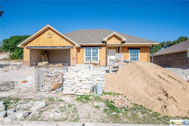 1536 Justice Drive, Copperas Cove, TX 76522 (MLS #426584) :: RE/MAX Family