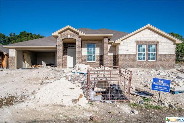 1532 Justice Drive, Copperas Cove, TX 76522 (MLS #426587) :: The Zaplac Group