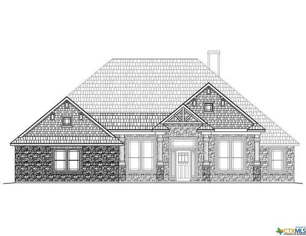 10405 Bell Mountain Drive, Temple, TX 76502 (MLS #426590) :: The Myles Group