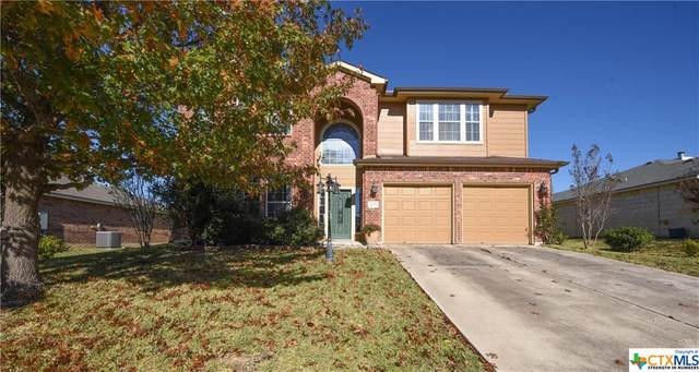 105 Lone Shadow Drive, Harker Heights, TX 76548 (MLS #426600) :: The Barrientos Group