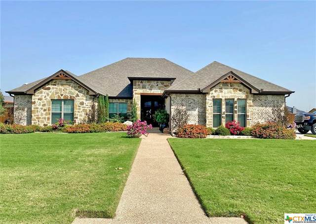 4102 Joe Bozon Drive, Salado, TX 76571 (MLS #426614) :: The Zaplac Group