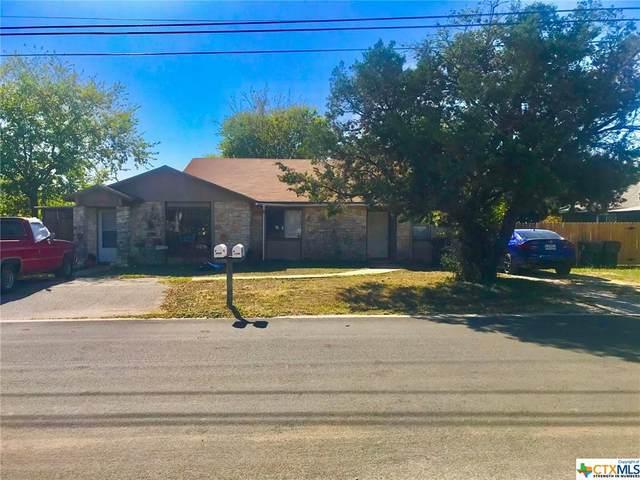 1109 Dartmouth Street A/B, San Marcos, TX 78666 (#426668) :: Realty Executives - Town & Country