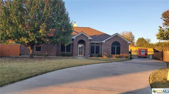 1429 Summer Glen Drive, Harker Heights, TX 76548 (MLS #426698) :: The Zaplac Group